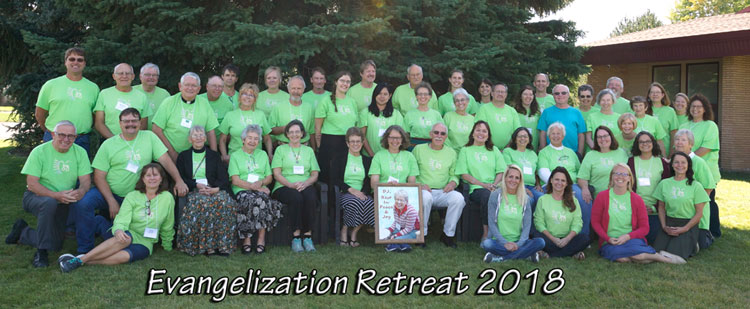 2108 Evangelization Retreat