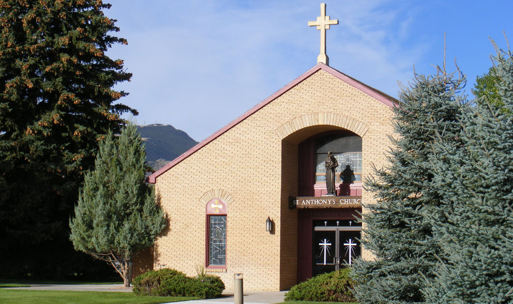Church of St. Anthony of Padua, Cody, Wyo.